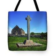 Cloncra Church, Inishowen Peninsula Tote Bag