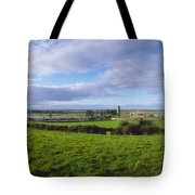 Clonmacnoise, Co Offaly, Ireland Tote Bag