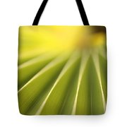 Close Up Of A Plant On The Island Tote Bag