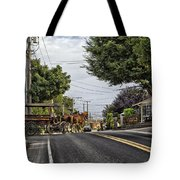 Closed On Sundays - Amish Country Tote Bag