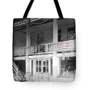 Closed Sundays Tote Bag