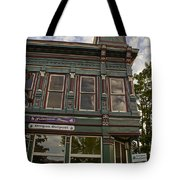 Closed This Evening Tote Bag