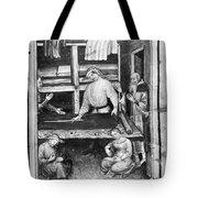 Cloth Merchant Tote Bag