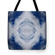 Cloud Abstract Tote Bag