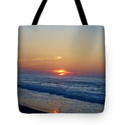 Cloud Hugger Tote Bag