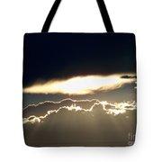 Cloud Lines Tote Bag