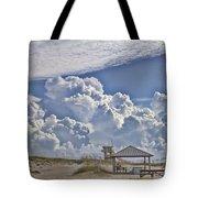 Cloud Merge Tote Bag