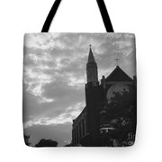 Clouded Places Tote Bag
