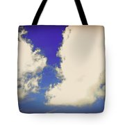 Clouds-10 Tote Bag