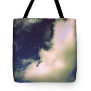 Clouds-11 Tote Bag