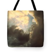 Clouds-4 Tote Bag