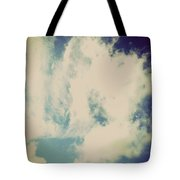 Clouds-5 Tote Bag