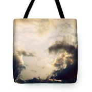 Clouds-9 Tote Bag