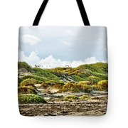 Clouds And Dunes Tote Bag