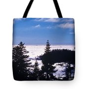 Clouds At Sequoia National Park Tote Bag