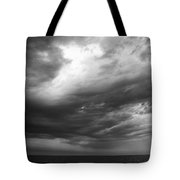 Clouds Over The Sea Tote Bag