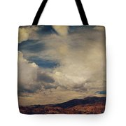 Clouds Please Carry Me Away Tote Bag