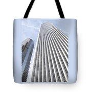 Cloudscraper Tote Bag