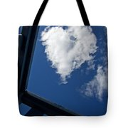 Cloudy Skies Tote Bag
