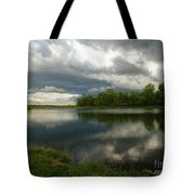 Cloudy With A Chance Of Paint 1 Tote Bag