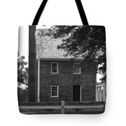 Clover Hill Tavern Guesthouse Bw Tote Bag