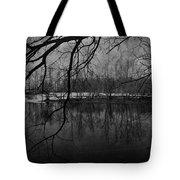 Clover Pond Tote Bag