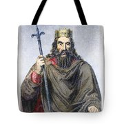 Clovis (c466-511) Tote Bag