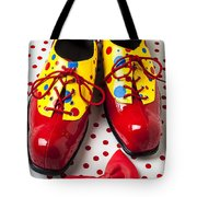 Clown Shoes  Tote Bag