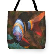 Clown Warrior Tote Bag