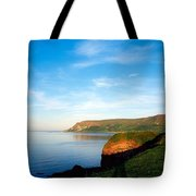 Co Antrim, Glenariff Or Waterfoot Tote Bag