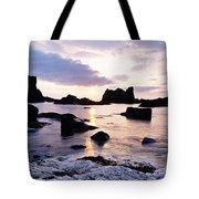 Co Antrim, Whitepark Bay, Ballintoy Tote Bag