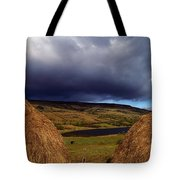 Co Cavan, Lake In West Cavan Mnts Tote Bag by The Irish Image Collection