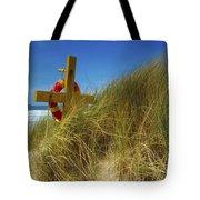 Co Down, Ireland Lifebelt Tote Bag