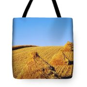 Co Down, Ireland Oats Tote Bag