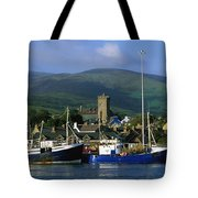 Co Kerry, Dingle Harbour Tote Bag
