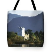 Co Kerry, Killarney, Ross Castle Tote Bag