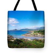 Co Kerry, Ring Of Kerry, Castlecove Tote Bag
