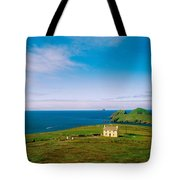 Co Kerry, Ring Of Kerry Skelligs & Tote Bag