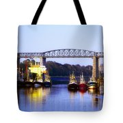 Co Louth, Drogheda And River Boyne Tote Bag