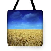 Co Louth,irelandwheat Field Tote Bag