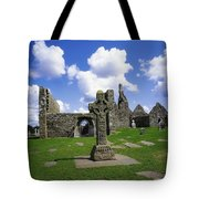 Co Offaly, Clonmacnoise Tote Bag