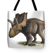 Coahuilaceratops Magnacuerna Tote Bag