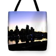 Coal Harbour Tote Bag by Will Borden