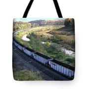 Coal Train - Johnstown  Tote Bag