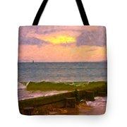 Coastal Climate Tote Bag