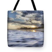 Coastal Currents Tote Bag