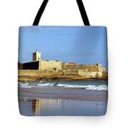Coastal Defense Tote Bag