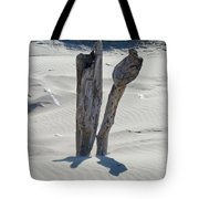 Coastal Driftwood Art Prints Ocean Shore Sand Beach Tote Bag