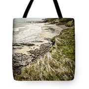Coastal Grass Tote Bag