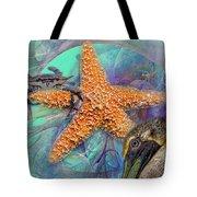 Coastal Life I Tote Bag